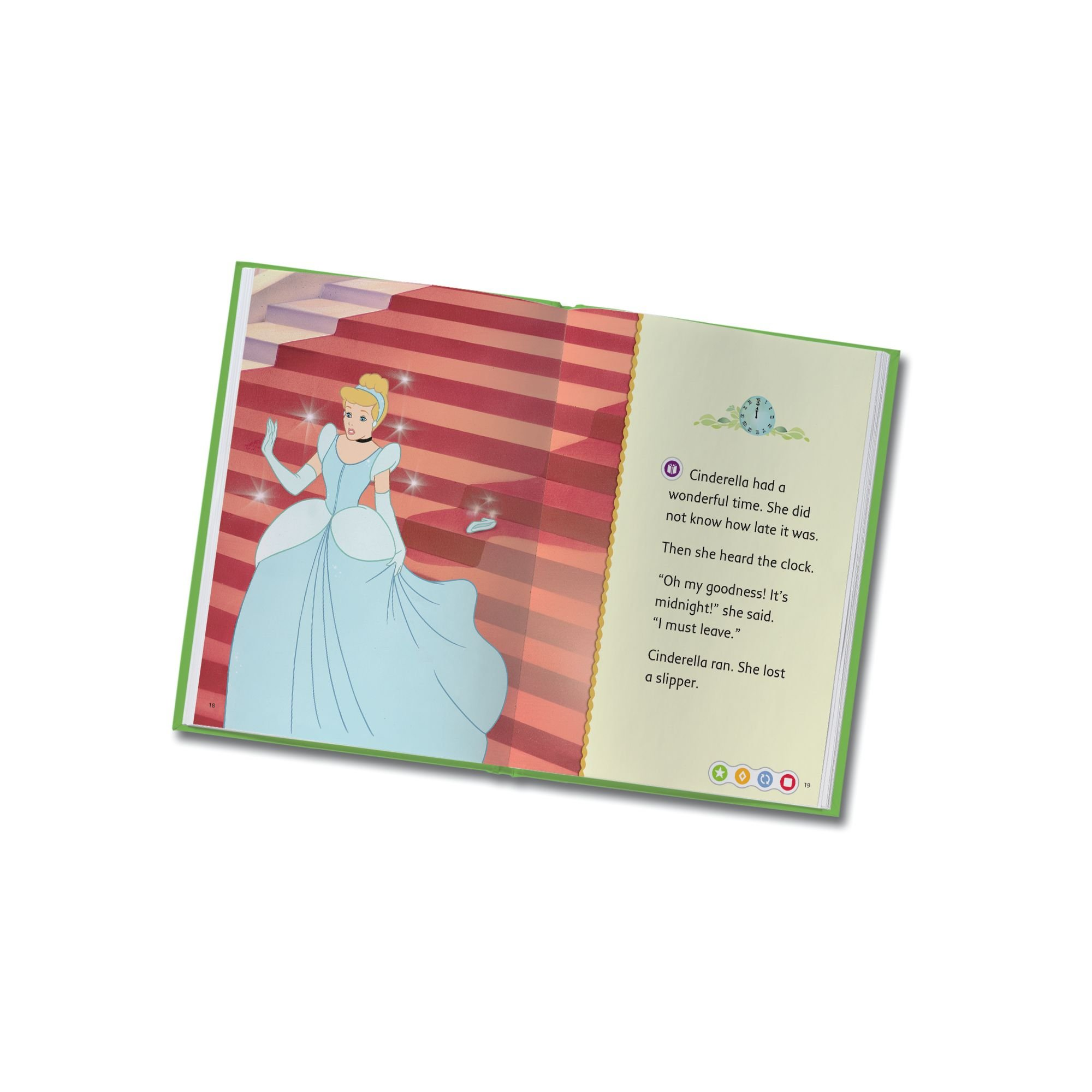 LeapFrog LeapReader Book: Disney Cinderella: The Heart That Believes (works with Tag) by LeapFrog (Image #7)
