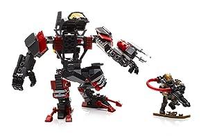 Mega Construx Halo Incinerator Cyclops Building Kit