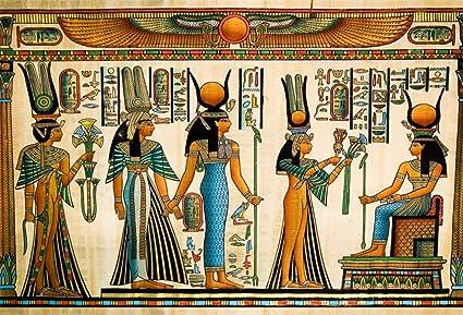 Amazon Com Ofila Egyptian Reliefs Backdrop 5x3ft Egyptian Art