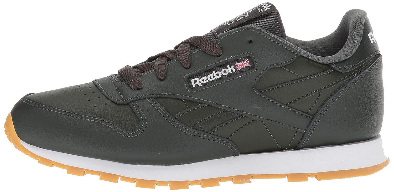 Reebok Unisex Kids Classic Leather Sneaker Reebok Unisex Kids/' Classic Leather Sneaker