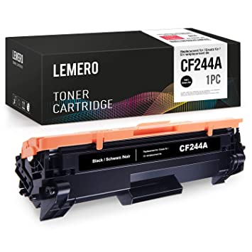 LEMERO Compatible Tóner para HP 44A CF244A para HP Laserjet Pro ...