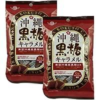 Abe 安部 冲绳黑糖太妃糖75g*2(日本进口)