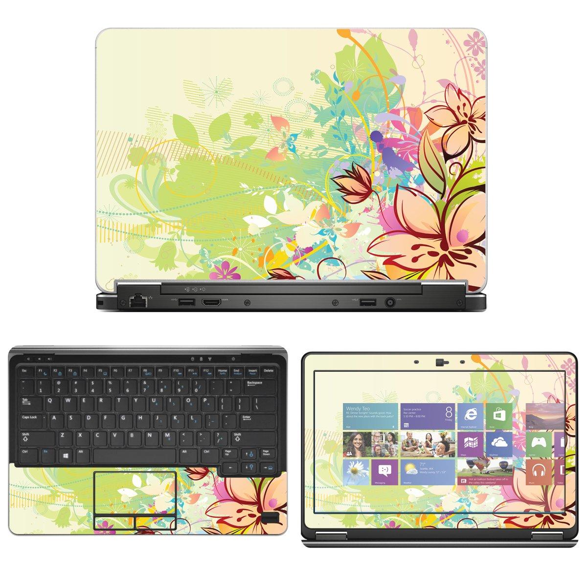 46053700dfe3 Amazon.com: Decalrus - Decal Skin Sticker for Dell Latitude E7240 ...