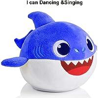 yuailiur Baby Shark Canto y Luz Juguetes