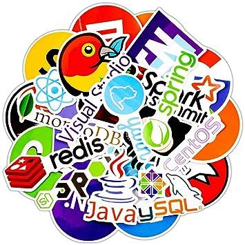 70 Pcs Java Internet JS PHP Docker Bitcoin     - Amazon com