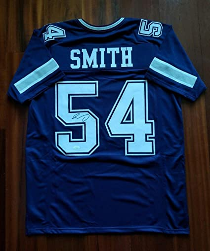 df6ac7c73 Image Unavailable. Image not available for. Color  Jaylon Smith Autographed  Signed Jersey Dallas Cowboys JSA