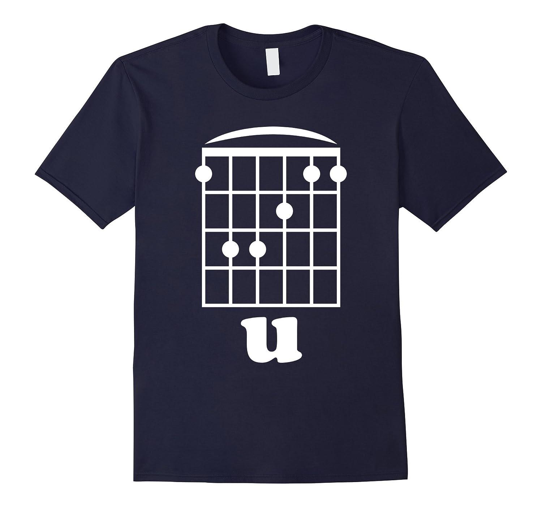 F U Fun Guitar F Chord T Shirt Bn Banazatee