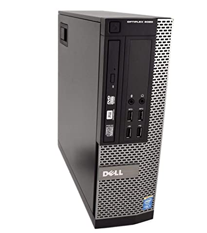 Dell Optiplex 9020 Small Form Factor Desktop Turbo Fast Intel Core i5 4th Gen 3.2GHz