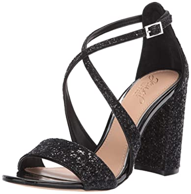 90f6551047b Amazon.com  Jewel Badgley Mischka Women s Cook Dress Sandal  Shoes