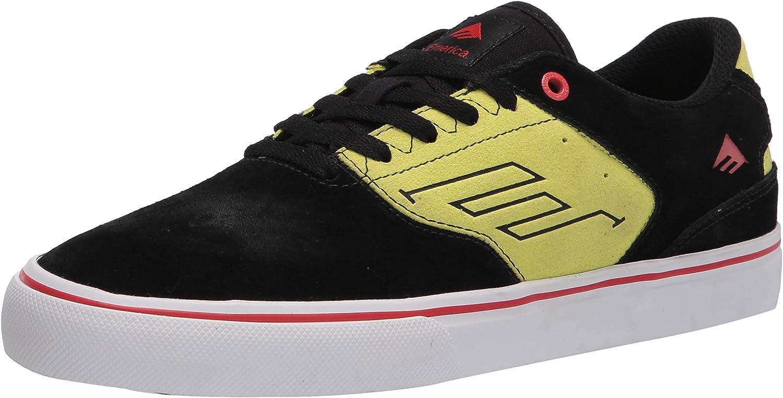 Emerica Men's Vulc Low Top Skate Shoe