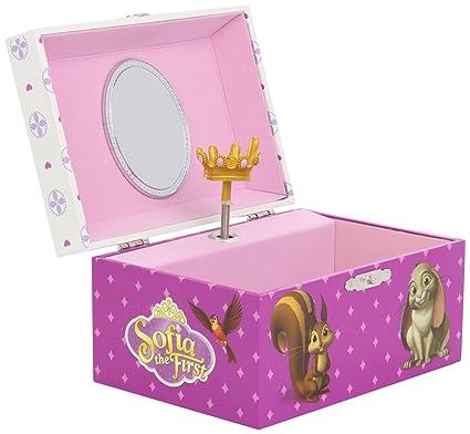 Amazon.com: Princesa Sofía Musical joyería Caja: Toys & Games
