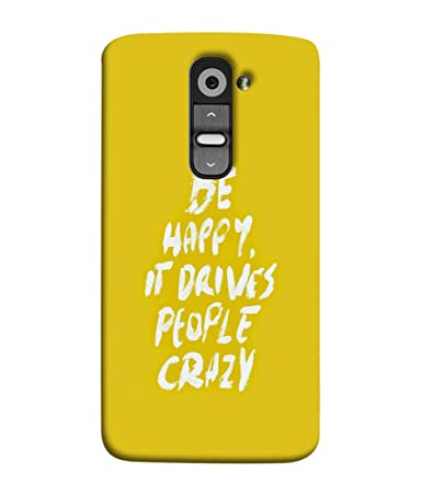 Cute Lg G3 cover Be Happy Lg G3 case Krezy Case LG G3 case Lg G3 Phone case Best Lg G3 Phone Case