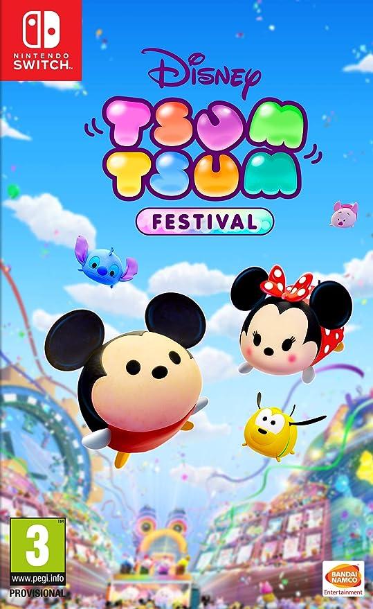 Disney: Tsum Tsum Festival: Amazon.es: Videojuegos