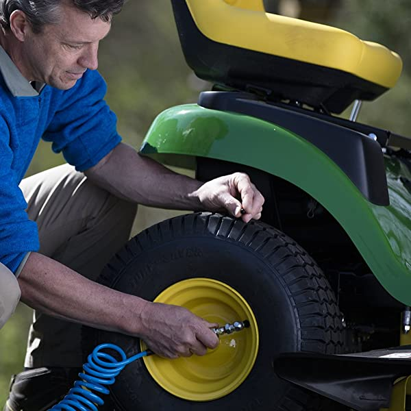 its portability is increased by the ergonomic grip handle that helps you move it from one worksite to another.