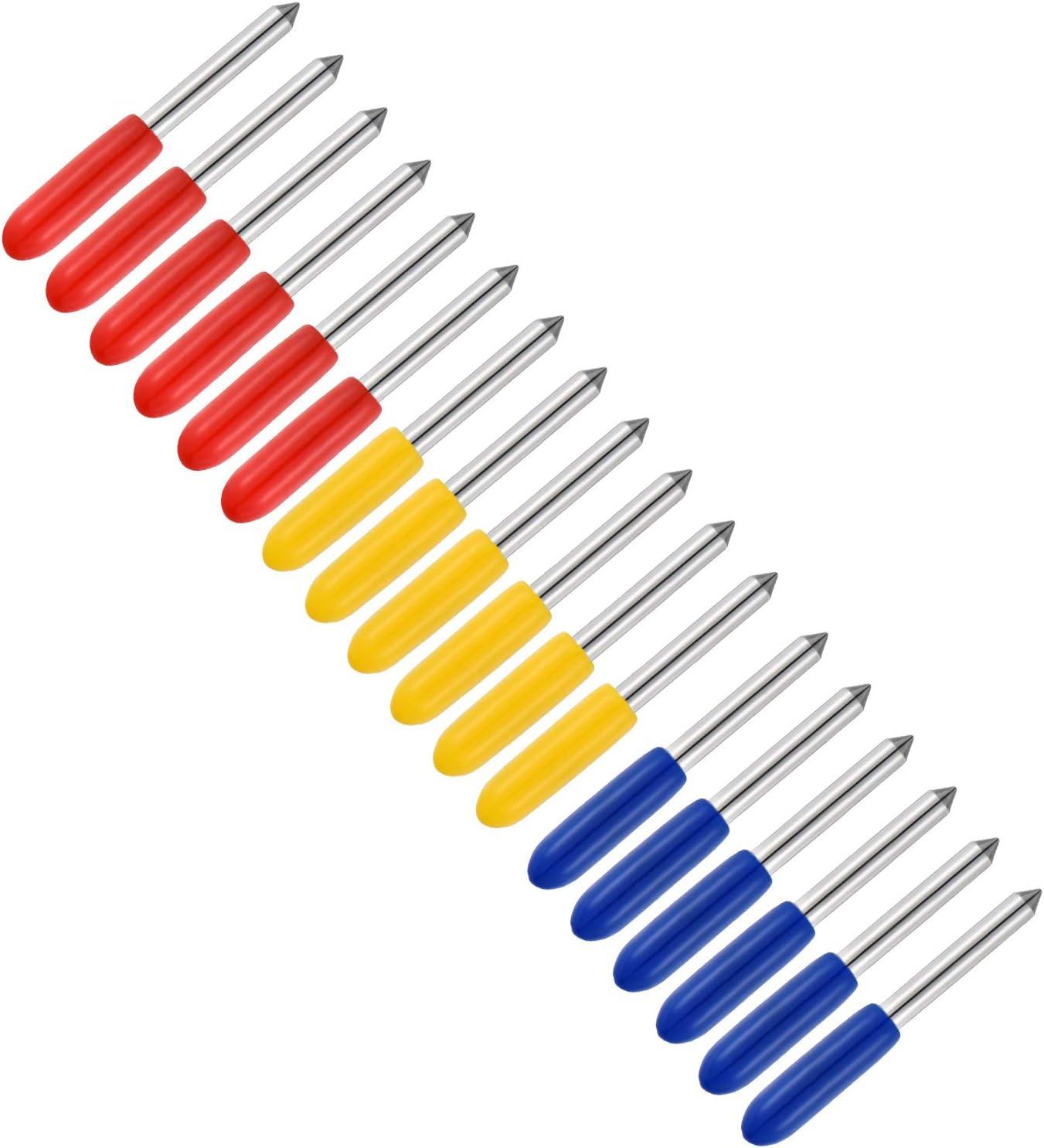Jovitec - Cuchillas de vinilo para máquina de cortar plotter (18 ...