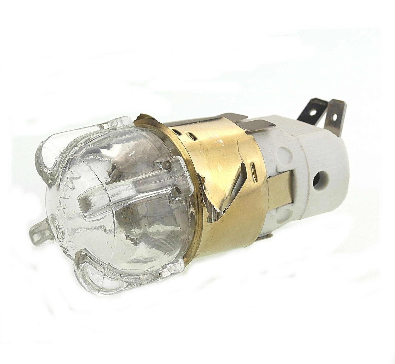 Portalamparas para hornos Bosch Siemens Balay Neff: Amazon.es: Hogar
