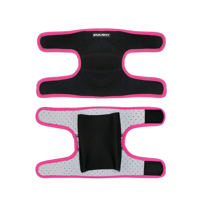 Protezione per Braccio per Skateboard Roller Pattinaggio Ciclismo Monopattini Blu Bambino Gomitiera Protezione per Gomito per Ragazzo /& Ragazza EULANT Bambini Supporto Gomito