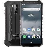 "Ulefone Armor X3 Móvil Libre, Resistente IP68 Impermeable Smartphone de 5.5"" (18:9) HD+ Android 9 Dual SIM, 2GB+32GB…"