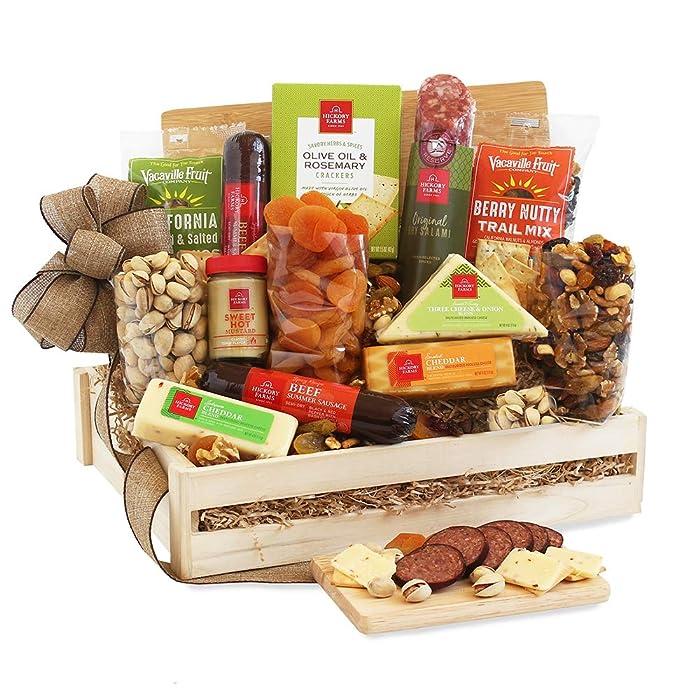 Top 9 California Food Gift Basket