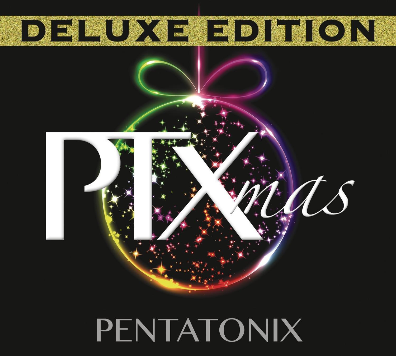 pentatonix ptxmas deluxe edition amazoncom music