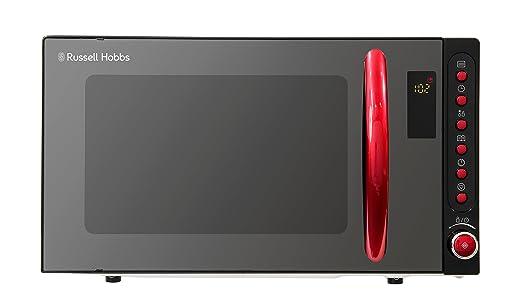 Russell Hobbs microondas digitales, simple de 20 litros, RHM2080BR-EU