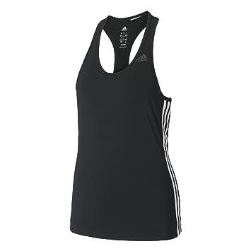 adidas D2m Tank 3s Camiseta sin Mangas, Mujer: Amazon.es: Deportes y aire libre