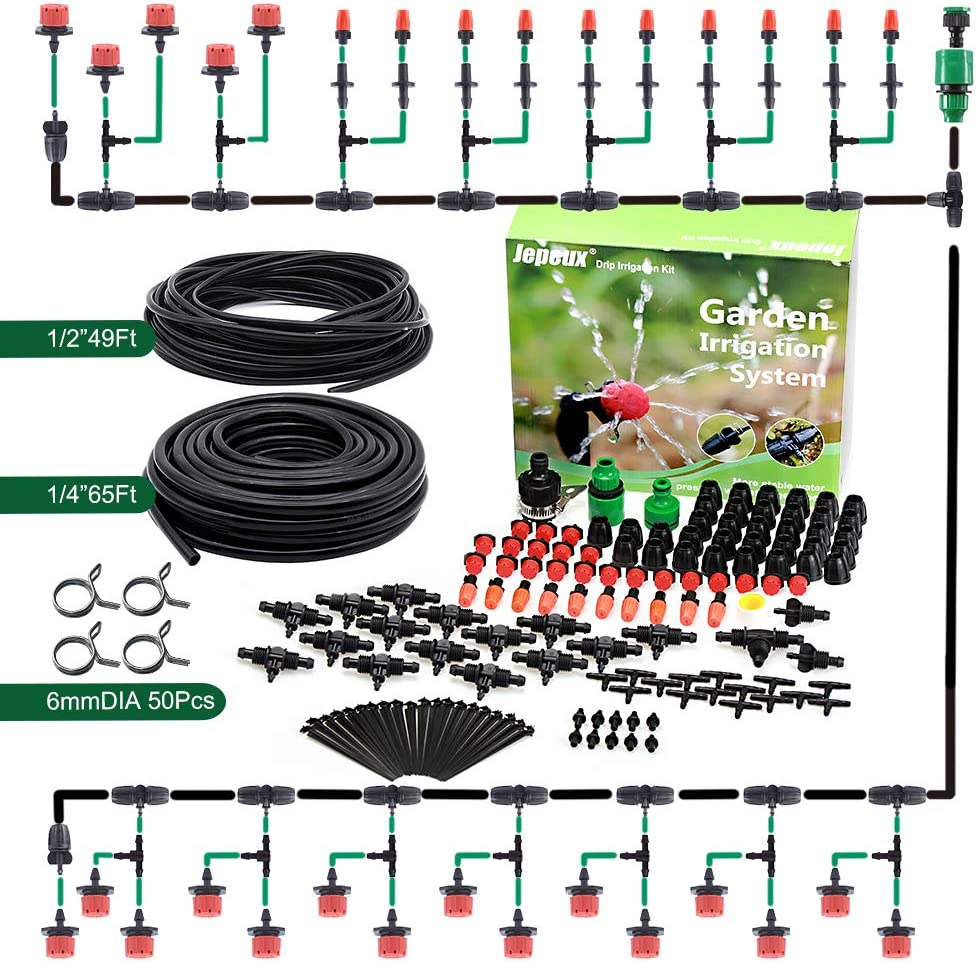 Jepeux Drip Irrigation Kit