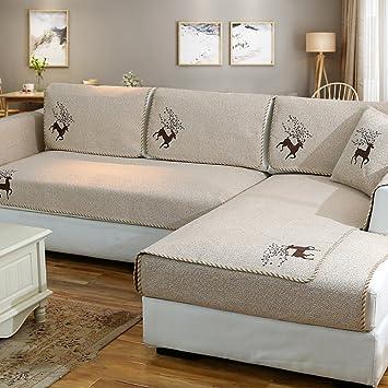 Yangyaya Abschnittal Sofa Decken Sofa Handtuch Abdeckungen Sofa