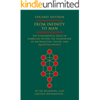 From Infinity to Man: The Fundamental Ideas of Kabbalah Within the Framework of Information Theory and Quantum Physics