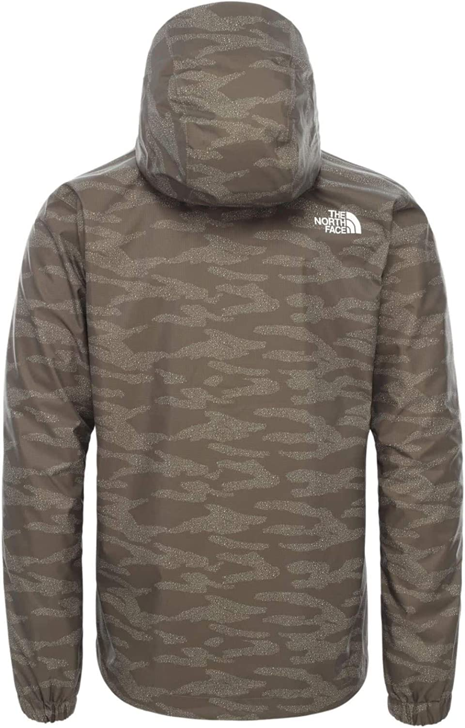 The North Face Quest 1, Giacca Impermeabile Uomo Beige (120)