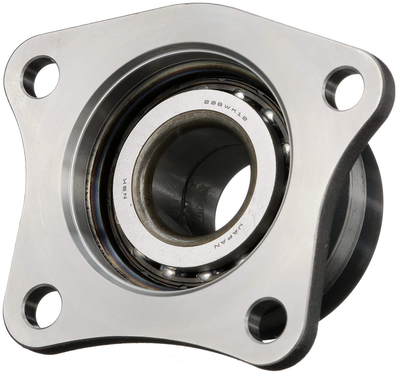 NSK 28BWK12 Wheel Bearing and Hub Assembly