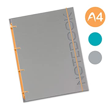 75 Blatt Notizpapier Typ kariert Basic flexiNotes PAPIER A5