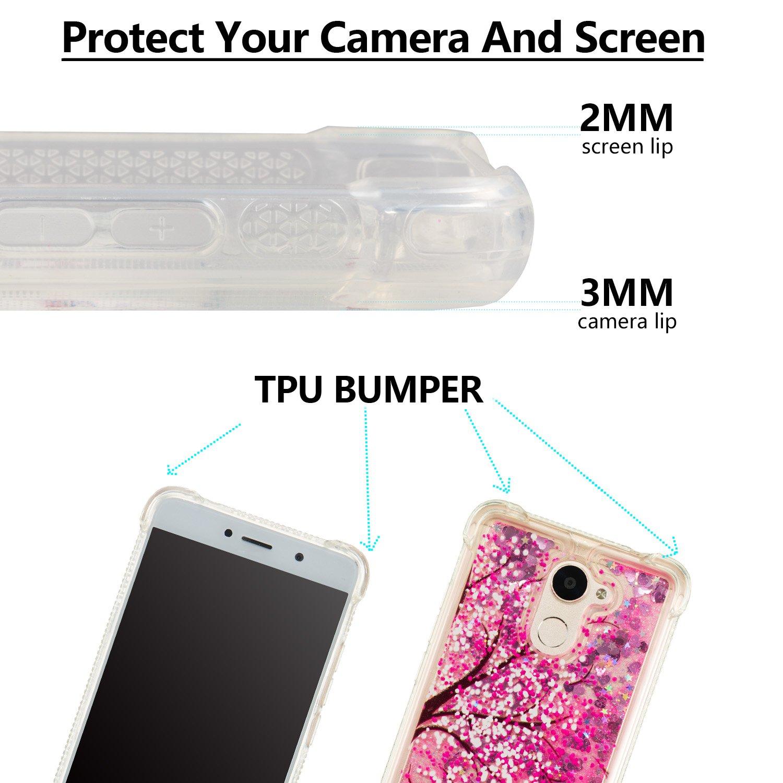 Amazon.com: Huawei Y7 Prime funda, DAMONDY 3d patrón lindo ...