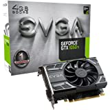 EVGA GeForce GTX 1050 Ti GAMING, 4GB GDDR5, DX12 OSD Support (PXOC) Carte Graphique 04G-P4-6251-KR