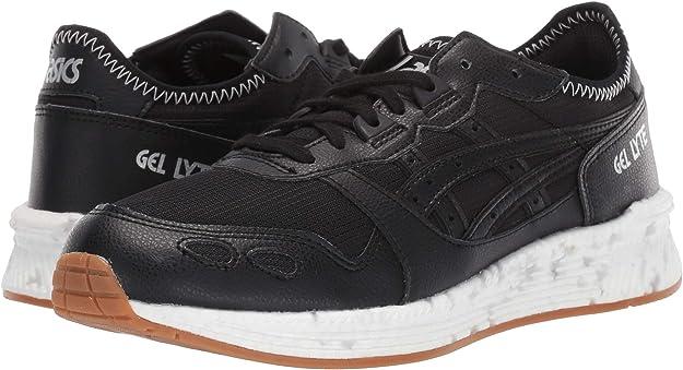 [アシックス] レディースランニングシューズ・スニーカー・靴 Hypergel-Lyte Black/Black 10.5 (27cm) B [並行輸入品]