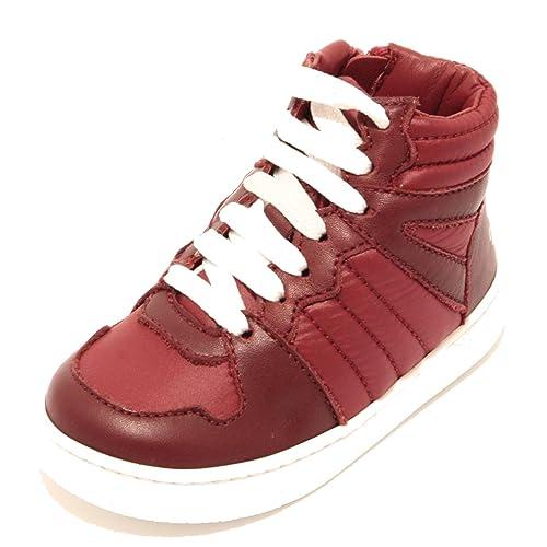 Gucci - Zapatillas para niño Rojo rojo 20: Amazon.es: Zapatos y complementos