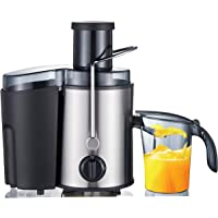 Juicer Making Machine Whole Fruit and Vegetable Juice Extractor Strong housing