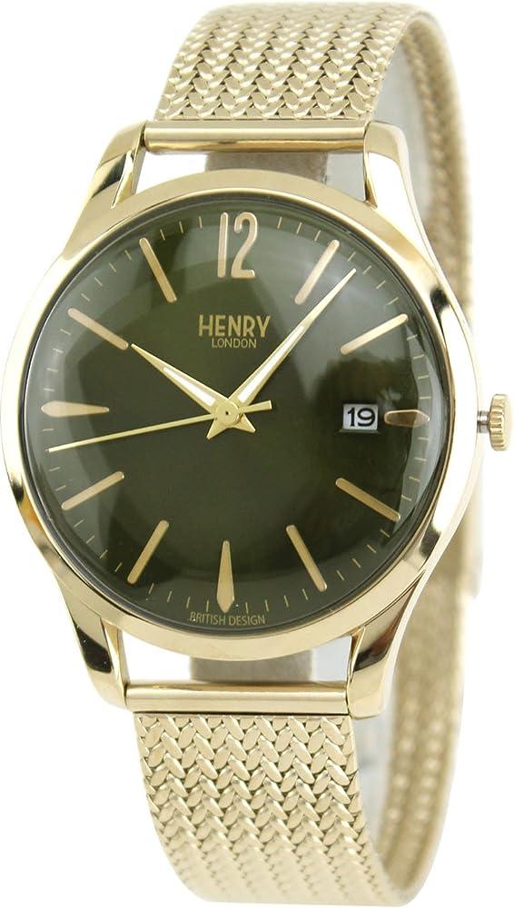 Henry London hl39 de m de 0102 Chiswick Mujer Reloj: Amazon.es ...