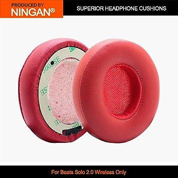 Almohadillas para auriculares Beats by Dr. Dre, de Ningan. - Almohadillas de repuesto