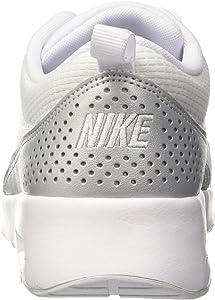 cd508cdd4e51d Womens Air Max Thea TxT White/White Running Shoe 7.5 Women US