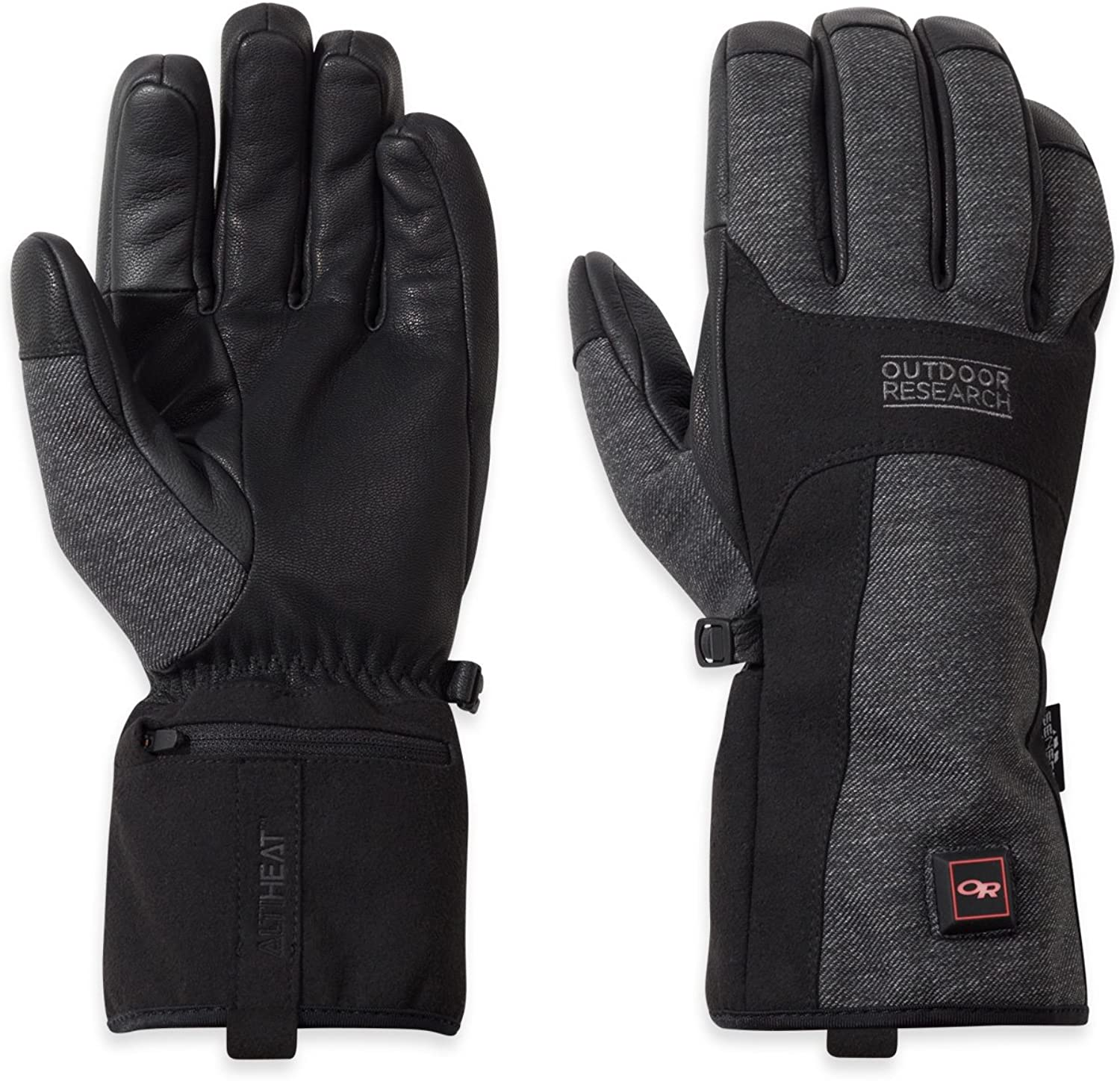 Outdoor Research Womens Oberland Heated Gloves