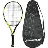 Babolat 2016 AeroPro Drive - Pure Aero - STRUNG with COVER Tennis Racquet