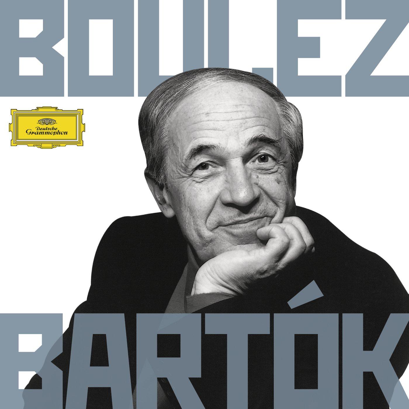 Pierre Boulez Conducts Bartók by DEUTSCHE GRAMMOPHON,BOX CLASSICA,PRIMO NOVECENTO,