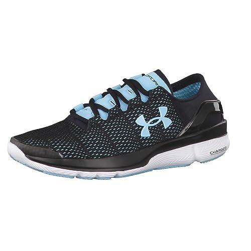 a603cf74f0a02 Under Armour Speedform Turbulence Zapatillas Para Correr Mujer negro 1289791 -002  Amazon.es  Zapatos y complementos