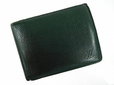 hot sales d28d3 b14b1 Amazon | [ルイヴィトン] LOUIS VUITTON 二つ折り財布 タイガ ...