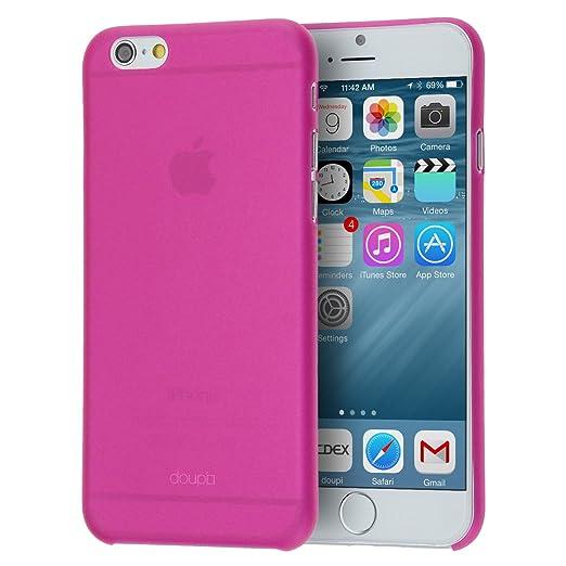 """2083 opinioni per doupi UltraSlim Case per iPhone 6 6S ( 4.7"""" ) satinato fine piuma facile Mat"""