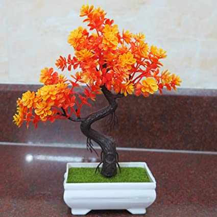 2017 flores decorativas rboles artificiales decorativos con