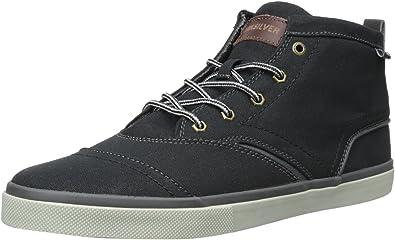 Heyden Canvas Mid Top Shoe