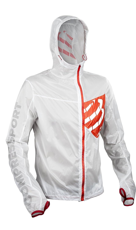 Compressport Hurricane Men's Long Sleeve Jacket, Mens, Hurricane 2400505188196