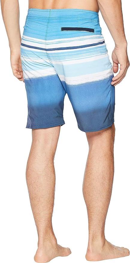 2406653760518 Toes on the Nose Mens Bondi Stripe Boardshorts at Amazon Men's Clothing  store: